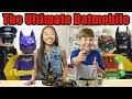 Download Best LEGO Batmobile Ever?- LEGO The Batman Movie - The Build Zone Season 5 Episode 7 Video