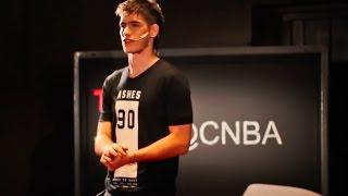 Download Un salto a la confianza | Martín Ciapponi | TEDxJoven@CNBA Video