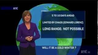 Download RTE's Evelyn Cusack's Best Weather Forecast Ever! Video