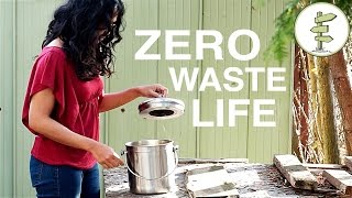 Download Woman Shares Her Zero Waste Lifestyle Experience Video