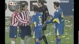 Download Escandalos de Futbol: Boca vs Chivas (4tos de Final - Copa Libertadores 2005) Video