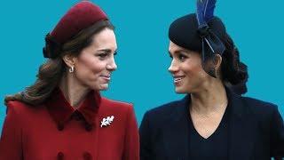 Download Meghan Markle and Kate Middleton's relationship: Full Timeline Video
