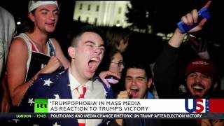Download 'Post Trump Stress Disorder': MSM in denial over Trump's presidency Video