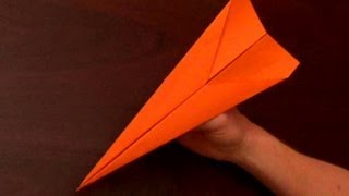 Download Fastest Flying Paper Airplane Tutorial - The Dart,, the fastest paper airplane Video