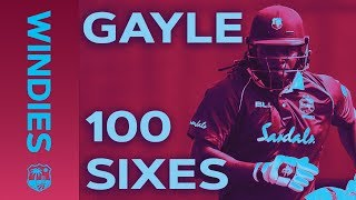 Download Chris Gayle Hits 100 Sixes In West Indies | Windies Finest Video