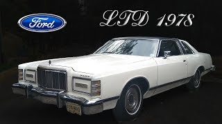 Download Ford LTD 1978 - Reseña Video