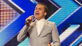 Download Jahmene Douglas' audition - Etta James' At Last- The X Factor UK 2012 Video