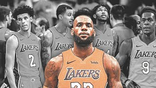 Download Top NBA Analyst States, 'LeBron Will Be ANGRY By January!' Video