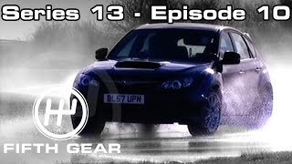 Download Fifth Gear: Series 13 Episode 10 Video