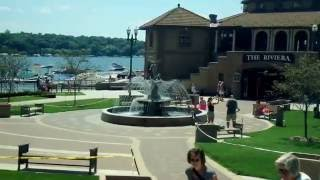 Download Lake Geneva, Wisconsin - Downtown To The Riviera Video