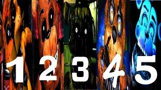 30 SPRINGTRAP JUMPSCARES! | FNAF & Fan Games Free Download