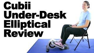 Download Cubii Smart Under-Desk Elliptical Review - Ask Doctor Jo Video