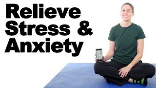 Download 5 Simple Stress & Anxiety Relief Tips - Ask Doctor Jo Video