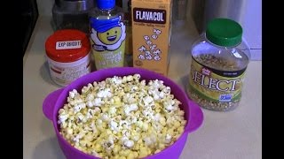 Download How to make movie theater popcorn Video