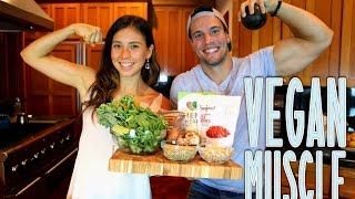 Download 10 Vegan Foods to Build Muscle ft. Jon Venus Video
