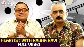 Download Rajinikanth is a creator himself - Radha Ravi Exclusive Interview | Heartist Full Video | Bosskey TV Video