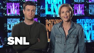 Download SNL Promo: Charlize Theron Video