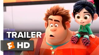 Download Ralph Breaks the Internet International Trailer (2018) | Movieclips Trailers Video