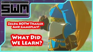 Download Zelda Breath of the Wild Trailer and Gameplay! What Did We Learn? Video