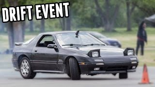 Download Stock, Open-Diff RX7 Drifting Attempts - Drift Event #2 Video