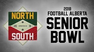 Download Football Alberta Senior Bowl - SOUTH vs. NORTH (May 21, 2018) Video
