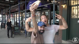 Download Barstool Pizza Review - Norma Gastronomia Siciliana (Bonus Homeless Chili Pepper Review) Video