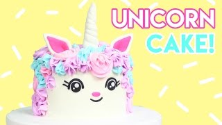 Download How to Make a UNICORN Cake! 💖🦄 Video
