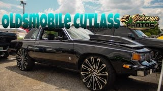 Download Oldsmobile Cutlass running strong on Starr Wheels in HD (must see) Video