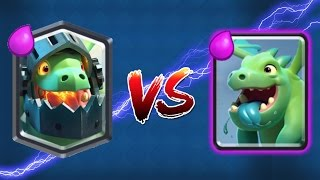 Download CLASH ROYALE | INFERNO DRAGON VS. BABY DRAGON! | Which Card Is Better? Video
