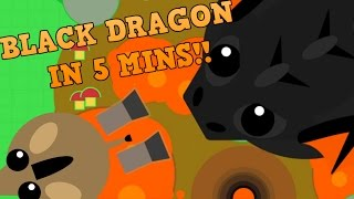 Download MOPE.IO - HOW TO GET BLACK DRAGON IN 5 MINUTES!! // Donkey Kills Black Dragon Video