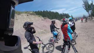 Download First Lap of Christchurch Adventure Park Video