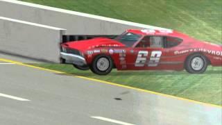 Download Nascar Racing 2003 Crashes 3 Video