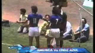 Download Cruz Azul 4 - América 1. Final 71-72 Cruz Azul Campeón Video