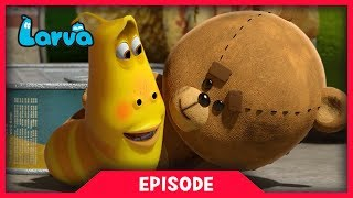 Download LARVA - NEW FRIEND FULL SERIES | Cartoons For Children | Larva Cartoon | LARVA Official Video