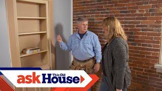 Download How to Install a Hidden Door/Bookshelf Video