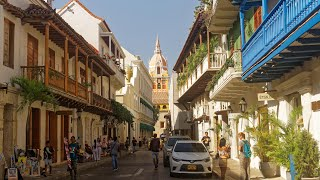 Download Cartagena, Colombia in 4K Ultra HD Video