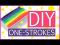 Download DIY Custom Made One-Stroke Face Paints Video