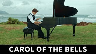 Download Carol of the Bells - Amazing Piano Solo - David Hicken Video