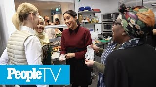 Download Meghan Markle Visits Grenfell Survivors' Community Kitchen | PeopleTV Video