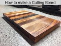 Download How to make a Cutting Board / Schneidbrett / DIY Video