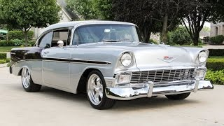 Download 1956 Chevrolet Bel Air For Sale Video