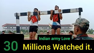 Download Army Physical Fitness Test-Pull Ups || Fitness Challenge-Stage-3 Video