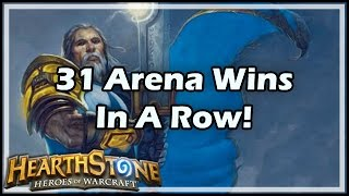 Download [Hearthstone] 31 Arena Wins In A Row! Video