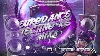 Download Eurodance Techno de los 90s Mix 8 DJ TAURO Video