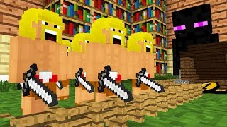 Download Mob School: Clash of Clans - Cubic Minecraft Animation Video