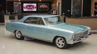 Download 1966 Chevrolet Nova For Sale Video