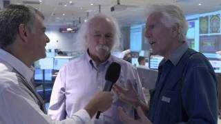 "Download ″This is my dream"" Crosby and Nash visit CERN Video"