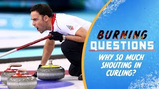 Download What are those curlers actually shouting? | Burning Questions Video