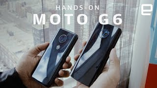 Download Moto G6 and G6 Play Hands-on Video