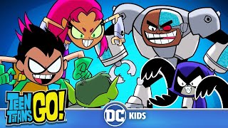 Download Teen Titans Go! | Bad Luck Pinch | DC Kids Video